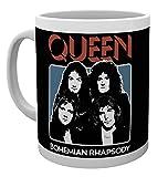 GB Eye, Queen, Bohemian Rhapsody, Tasse