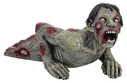 PTC 9601Zombie posición Crawling Estatua Figura