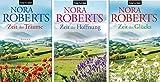 Zeit-Trilogie von Nora Roberts