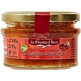 Les Mouettes d'Arvor Thon Blanc en Bocal aux Tomates Séchées et à l'Ail 140 g - Lot de 2