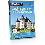 WONDERBOX - Coffret cadeau - CHATEAUX ET BELLES DEMEURES