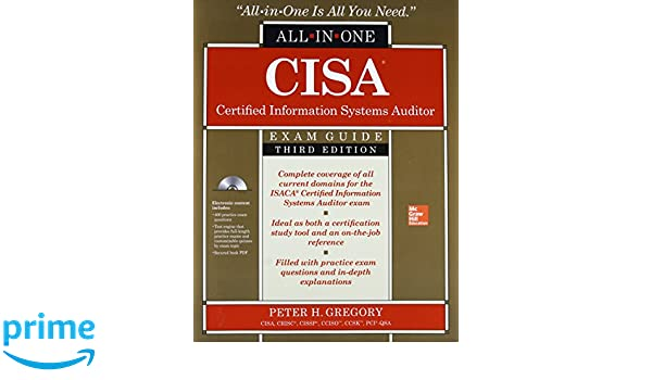 Buy CISA Certified Information Systems Auditor All-in-One Exam Guide ...