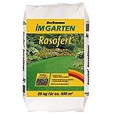 Rasendünger Rasofert organisch.min. 25 kg