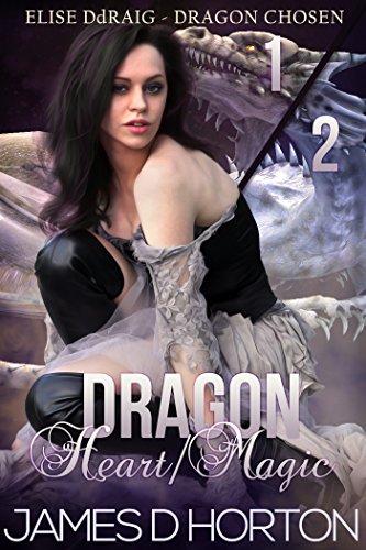 Dragon Heart/Magic Collection: Paranormal Shifter Romance (Elise Ddraig, Dragon Chosen)