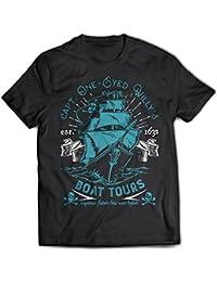 9045 Caliban Industries Mens T-Shirt Blade I II Sci-Fi Horror Future Zombie