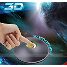 Edealing (TM) 3D Mirascope Hologram Chamber Magic Box Jouets de projection optique Illusion visuelle Jouets pour enfants