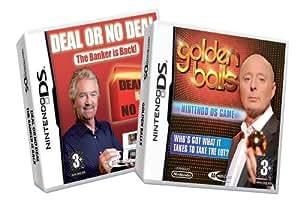 Deal or No Deal & Golden Balls - Double Pack (Nintendo DS)
