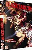 Black Lagoon Season 1 & 2 Collection DVD Box Set by Daisuke Namikawa -
