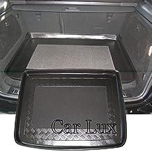 Car Lux AR01388 - Alfombra Cubeta Protector cubre maletero a medida para clase B W245 T245
