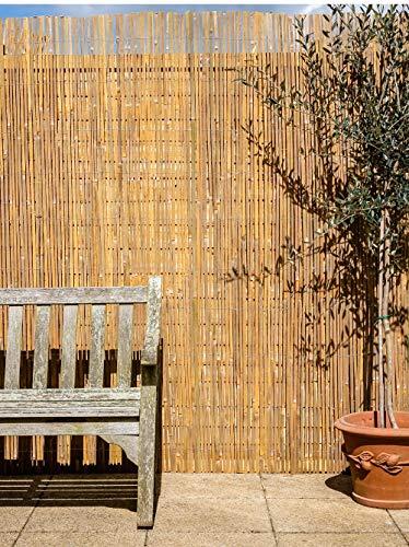 Canisse en Latte de Bambou - 4m x 1,5m