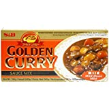 S &B Golden Curry Mild - 4 Paquetes de 240 gr - Total: 960 gr