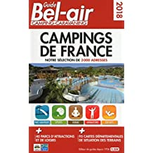 Guide Bel-air Campings de France 2018