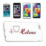 Handyhülle iPhone 6 I Love Helene Hardcase Schutzhülle Handycover Smart Cover für Dein Smartphone