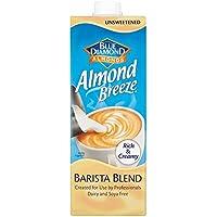 Blue Diamond | Almond Breeze - Barista Blend | 8 x 1l