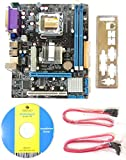 Zebronics Q33 Chipset, Z31 Motherboard Socket 775 with 4 SATA PORTS, FSB 1066/1333, 5.1 Audio, LAN 10/100, 1 PCIe Slot