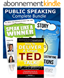 Public Speaking: The Complete Bundle (English Edition)