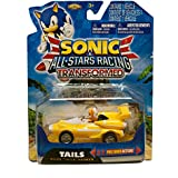 Sonic the Hedgehog and Sega All Stars Racing Transformed - Miles Tails Prower by NKOK by NKOK