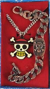 One Piece Bijoux Collier & Bracelet