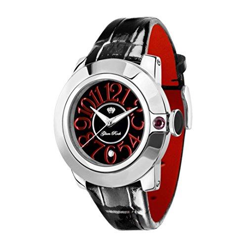 glam-rock-womens-sobe-44mm-black-leather-band-steel-case-swiss-quartz-analog-watch-gr32048s