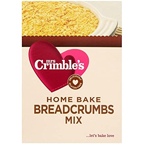 Mrs Crimble's - Home Bake Mixes - Breadcrumbs Mix - 170g