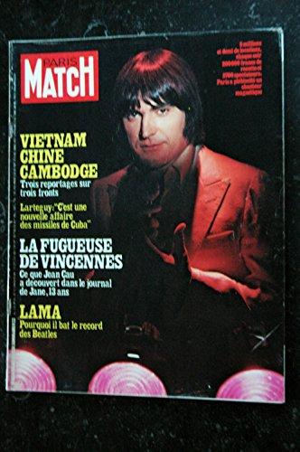 PARIS MATCH N° 1554 1979 Serge LAMA SYLVIA KRISTEL