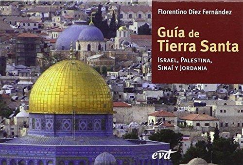 Guía de Tierra Santa: Israel, Palestina, Sinaí y Jordania (Dwarsligger)