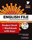 English File Upper-Intermediate: Student's Book Work Book With Key Pack (3rd Edition) (English File Third Edition) (Tapa blanda) [Pre-order 17-10-2017]