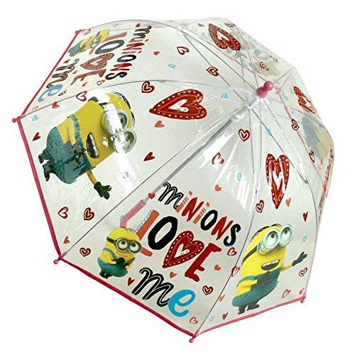Minions Paraguas Burbuja 45cm
