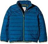 ESPRIT KIDS Jungen Jacke RM4200407, Blau (Dark Ocean Blue 482), (Herstellergröße: 116+)