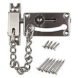 Larcele Guardia porta catena in acciaio inossidabile con bulloni FDLCX-01