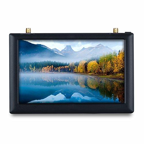 FXT FX508 Monitor FPV 5 Pulgadas Alto Brillo. Resolucion
