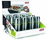 Ibili 753802Isolierflasche für Flüssigkeit Mini Edelstahl 18/100,150 ml -