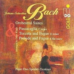 Orchestersuiten Und Orgelwerke (Bearbeitungen Von Max Reger)