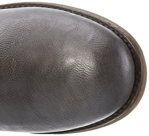 Mustang 1139-624, Bottes hautes Femme Gris (20 dunkelgrau)