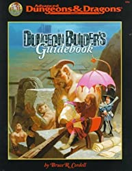 Dungeon Builder's Guidebook (AD&D Accessory) by Bruce R. Cordell (1998-05-06)