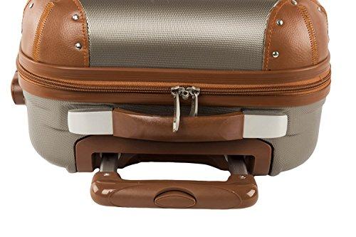 Maleta rígida PIERRE CARDIN moro mini equipaje de mano ryanair