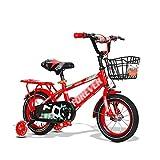 FINLR-Kinderfahrräder Jungen Und Mädchen Kinderfahrrad  Für 2-11 Jahre Alt In Größe 12