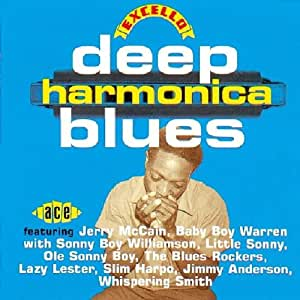 Deep Harmonica Blues