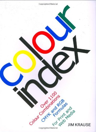 Colour Index por Jim Krause