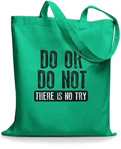 StyloBags Jutebeutel / Tasche Do or Do Not Mint