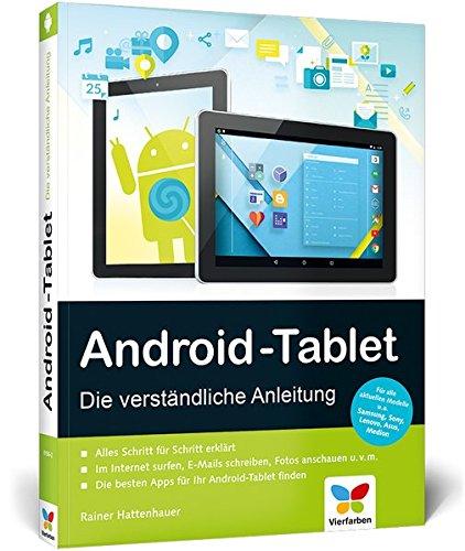 Android-Tablet: Die verständliche Anleitung – für Android 5 Lollipop