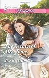 The Return of Mrs. Jones (Harlequin Romance Large Print)
