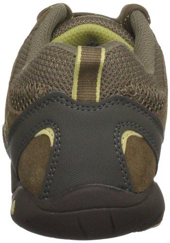 Hi-Tec  Bonito Womens, Chaussure de marche étanche femme Marron (Clay/Light Taupe/Custard)