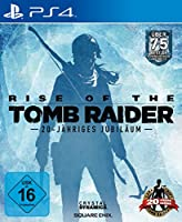 Rise of the Tomb Raider: 20 Year Celebration - [Day One Edition] - [Playstation 4]