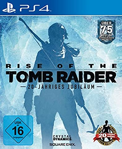 Square Enix PS4 Rise of the Tomb