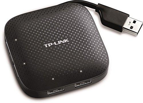 Foto TP-Link UH400 HUB USB, 4 Porte USB 3.0, Velocità di Trasferimento...