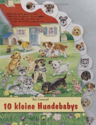 Schwager & Steinlein Zehn kleine Hundebabys