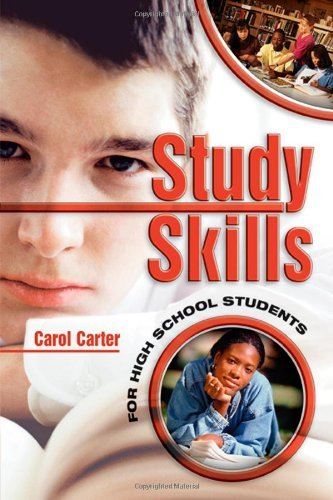Study Skills for High School Students by Carol Carter (2006-01-15) par Carol Carter;Dylan Lewis