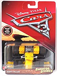 Disney Pixar Cars 3 - Scott Tiller