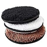 1 STÜCK Weiche Mikrofaser Make-Up Entferner Handtuch Tuch Pads Entferner Handtuch Gesichtsreinigung...